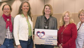Heart of Agriculture awards recognize women ranchers