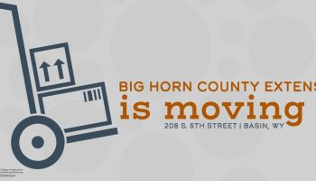 Big Horn County extension office moving to Basin