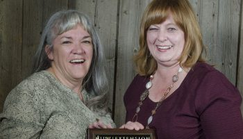 Uinta County administrative assistant receives UW Extension high honor
