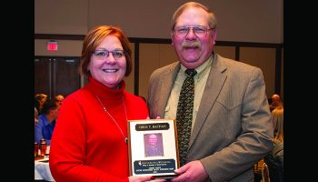 Agricultural economics professor receives Vanvig distinguished faculty award