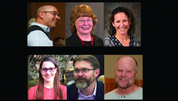 Six professors in college of agriculture earn Top Prof honors