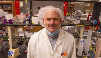 Gigley receives Fulbright Scholarship to study how to combat dangerous  food borne pathogen