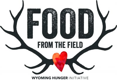 Food from the field logo of a heart with antlers.