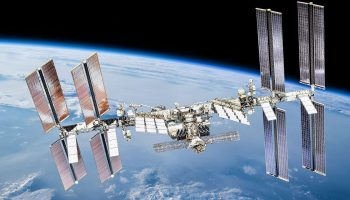 UW molecular biologist joins story time from International Space Station Monday