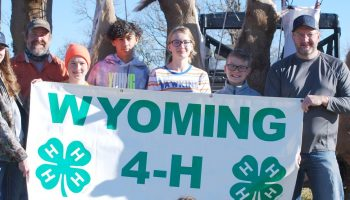 4-H'ers donate meat from annual deer hunt to help Wyoming youths