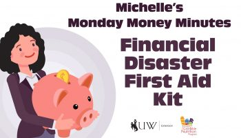 Financial Disaster First Aid Kit
