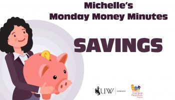 Money Minutes: Savings